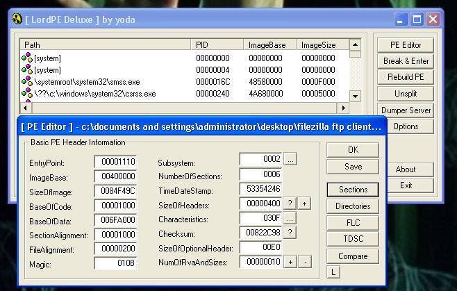Backdoor inside a Windows Binary | Happy Hacking!