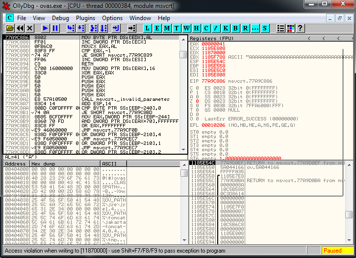 Happy Hacking!   Exploit Dev & Web App Security   Page 2
